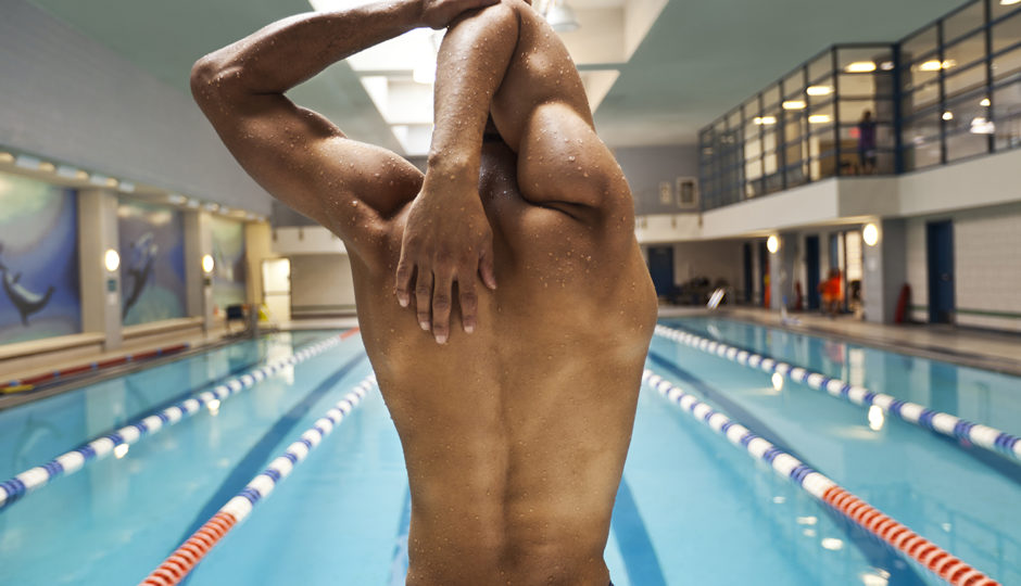Why Swimmers Have So Much Trouble with Shoulders